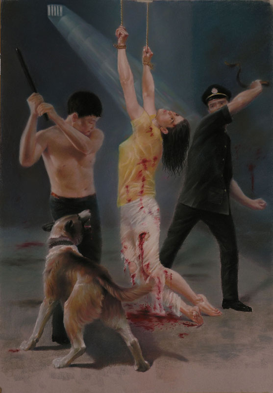 Torture Methods Women