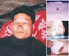 Published on 11/18/2004 Falun Dafa practitioner in Anshan was shot twice by police.